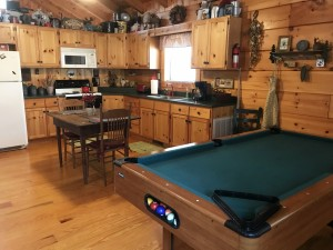 Mountain-Thyme-kitchen pool table